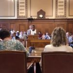 Pittsburgh City Council withholds approval of UPMC's expansion plan after a four-hour hearing